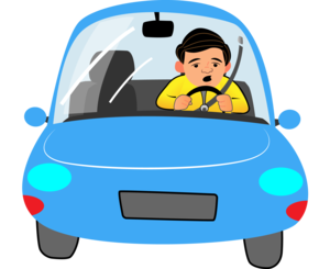 Driving PNG Pic PNG Clip art