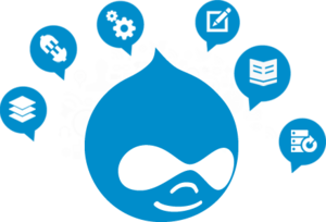 Drupal PNG Picture PNG icons