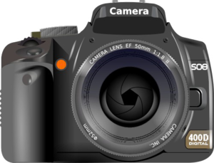 DSLR Camera PNG Picture PNG Clip art