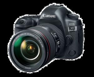 DSLR Camera Transparent Background PNG icons
