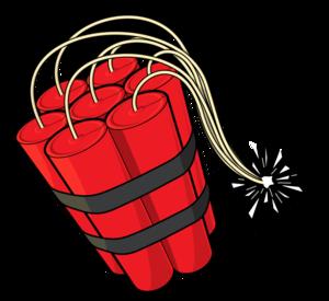 Dynamite Background PNG PNG Clip art
