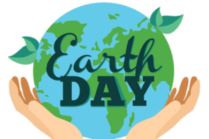 Earth Day Transparent Background PNG Clip art