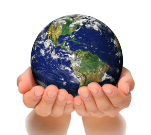 Earth In Hands PNG Free Download PNG Clip art