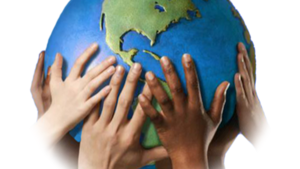 Earth In Hands PNG Image PNG Clip art