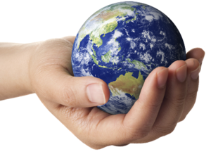 Earth In Hands PNG Photo PNG Clip art