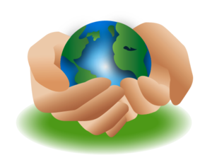 Earth In Hands PNG Pic PNG Clip art