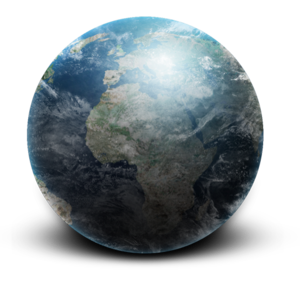 Earth Transparent Background PNG Clip art