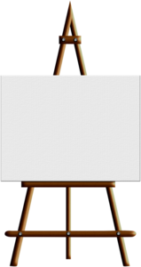 Easel PNG Pic PNG Clip art