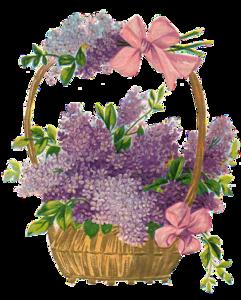 Easter Basket PNG Photo PNG Clip art