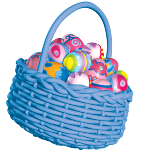 Easter Basket PNG Photos PNG icon