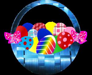Easter Basket PNG Pic PNG Clip art