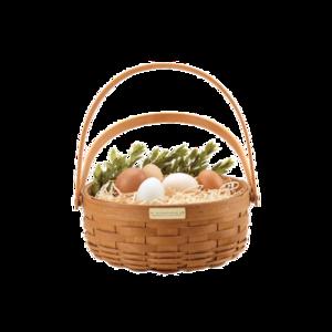 Easter Basket Transparent PNG PNG Clip art