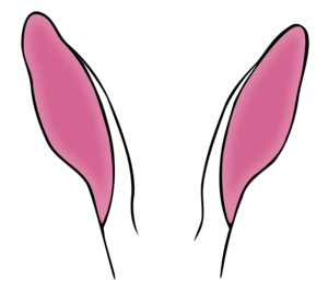 Easter Bunny Ears PNG Picture PNG Clip art