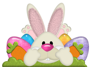 Easter Bunny PNG File PNG clipart