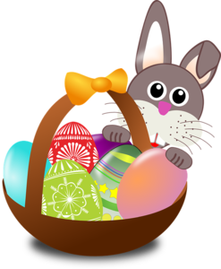 Easter Bunny PNG Photo PNG Clip art
