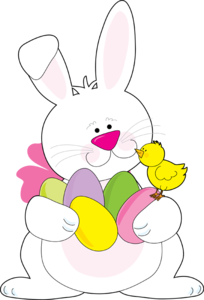 Easter Bunny PNG Transparent Image PNG Clip art