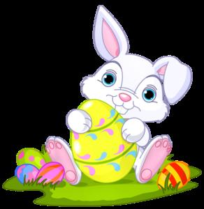 Easter Rabbit PNG Transparent Image PNG Clip art