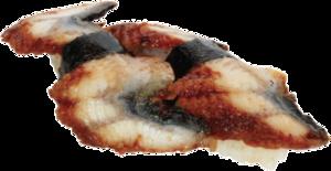 Eel Sushi PNG Photos PNG Clip art