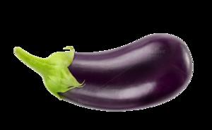 Eggplant Transparent Background PNG Clip art