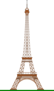Eiffel Tower PNG Pic PNG Clip art