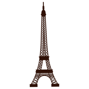 Eiffel Tower Transparent Background PNG Clip art