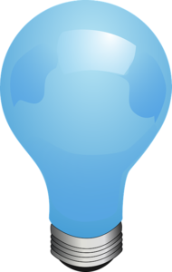 Electric Bulb Transparent Background PNG Clip art