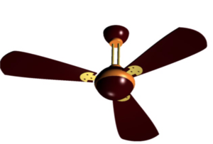 Electrical Ceiling Fan PNG Background Image PNG Clip art