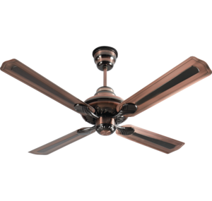 Electrical Ceiling Fan Transparent Background PNG Clip art