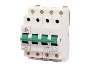 Electrical Modular Switch Transparent Background PNG image