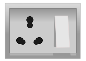 Electrical Switch Download PNG Image PNG Clip art