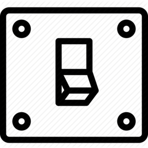 Electrical Switch PNG Photo PNG icon