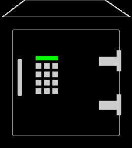 Electronic Locker Safe PNG Photos PNG Clip art