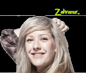 Ellie Goulding PNG Pic PNG Clip art