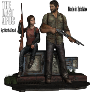Ellie The Last of Us PNG HD PNG Clip art