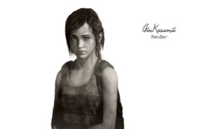 Ellie The Last of Us PNG Photos PNG Clip art