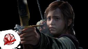 Ellie The Last of Us Transparent PNG PNG Clip art