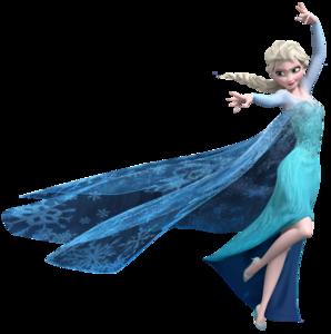Elsa PNG Pic PNG Clip art