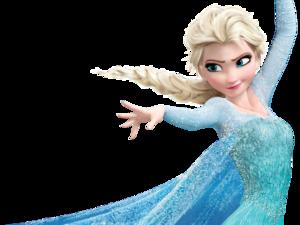 Elsa Transparent Background PNG Clip art