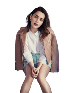 Emilia Clarke PNG Free Download PNG Clip art