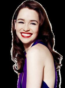 Emilia Clarke PNG Photo PNG Clip art