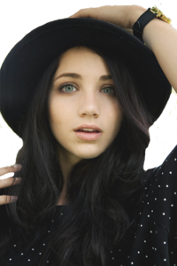 Emily Rudd PNG Free Download PNG clipart