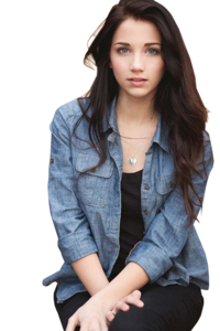 Emily Rudd PNG HD PNG image
