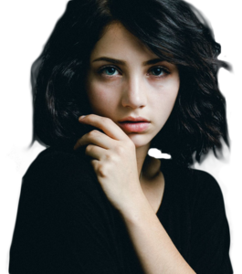 Emily Rudd Transparent PNG PNG clipart