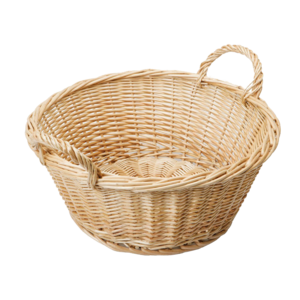Empty Easter Basket PNG Photo PNG Clip art