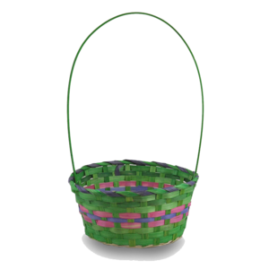 Empty Easter Basket PNG Photos PNG images