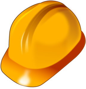Engineer Helmet PNG Pic PNG clipart
