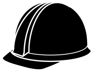 Engineer Helmet Transparent Background PNG Clip art