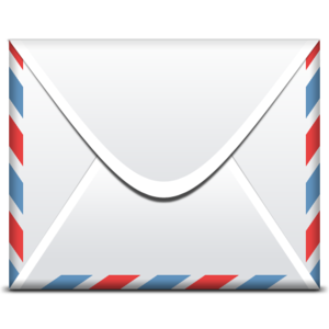 Envelope Mail Transparent Background PNG clipart