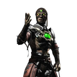 Ermac Mortal Kombat X PNG Free Download PNG icons