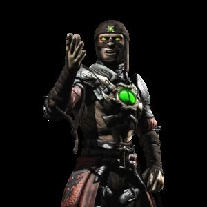 Ermac Mortal Kombat X PNG Free Download PNG Clip art